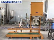 50KG Bag Rice Beans Fertilizer Automatic Weighing And Packing Machine 380V