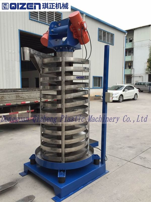 Vertical High Frequency Vibrating Screen Machine For Block And Short Fiber