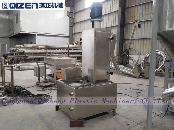 Automatic Plastic Centrifugal Dewatering Machine For Drying Plastic Flakes