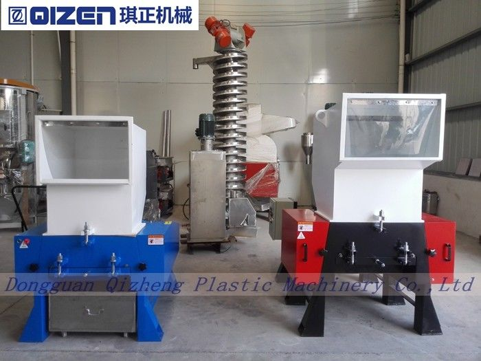Claw Cutter Type PET Bottle Crushing Machine 720 * 400mm Crushing Chamber