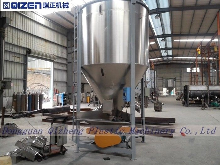 Chicken Cow Feed Pellet Making Plastic Mixer Machine Vertical Type