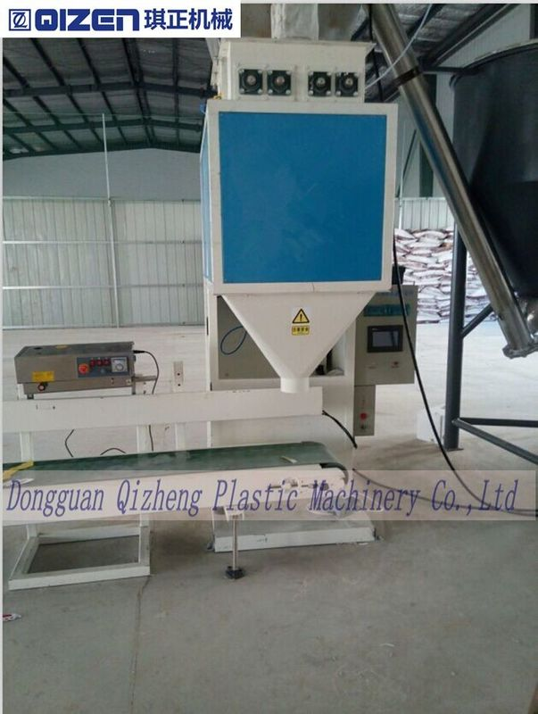 Granular Pellet Automatic Weighing And Packing Machine All - In - One Type