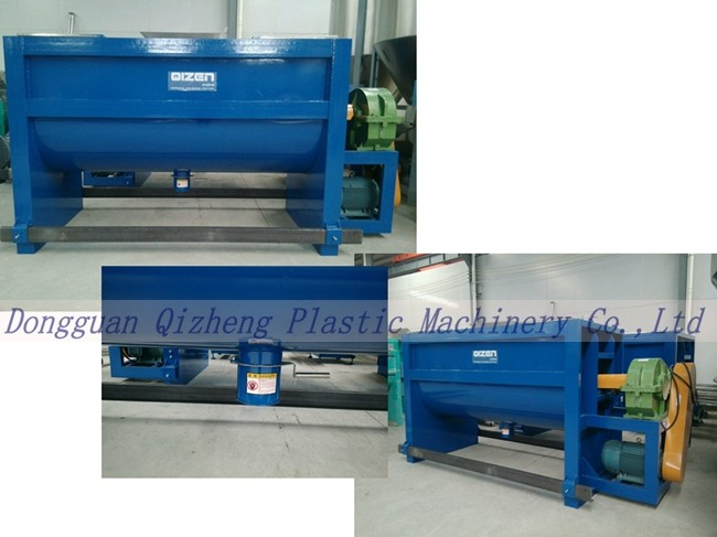 Large Loading Capacity Chemical Mixing Machine For Animal Feed Powder