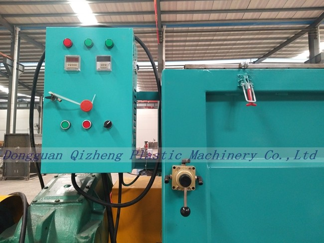 1000L Oil Heating Horizontal Dry Mixer Machine With Pneumatic Output
