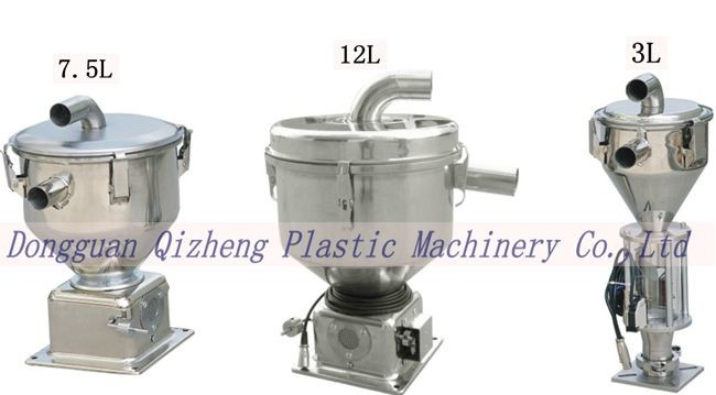 High Capacity Auto Vacuum Hopper Loaders For Plastics Granules
