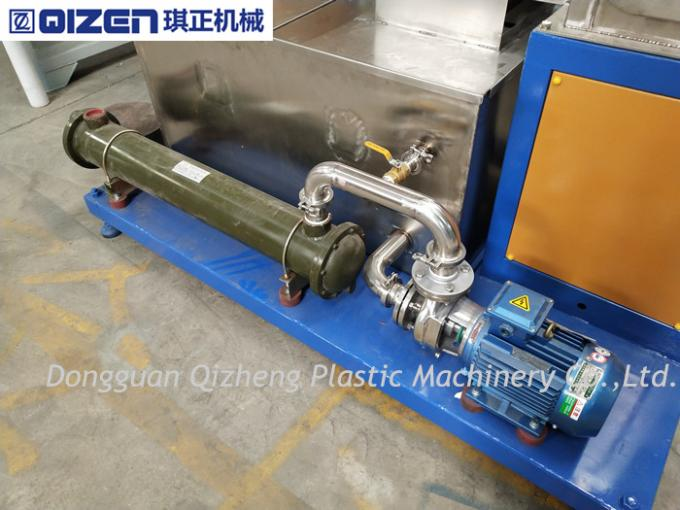 Large Capacity Plastic Centrifugal Dryer Machine For Underwater Cutting Pelletizing